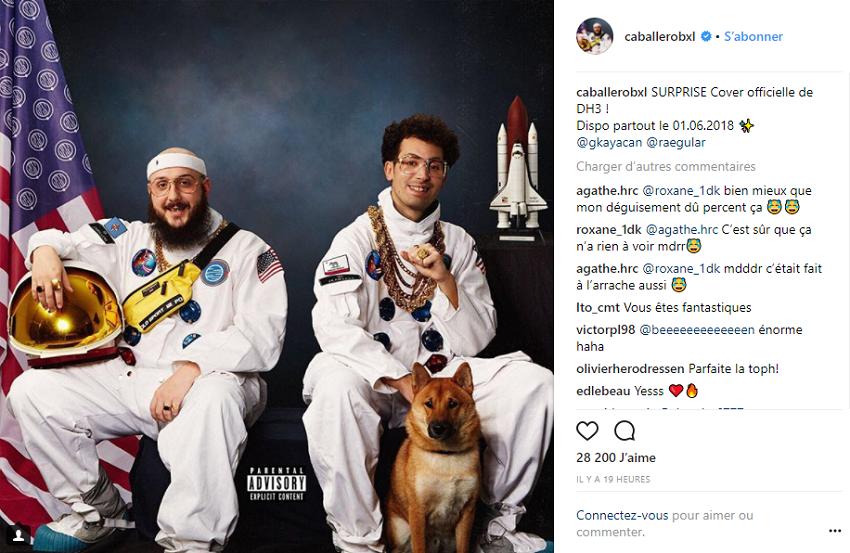 album caballero jeanjass double helice 3
