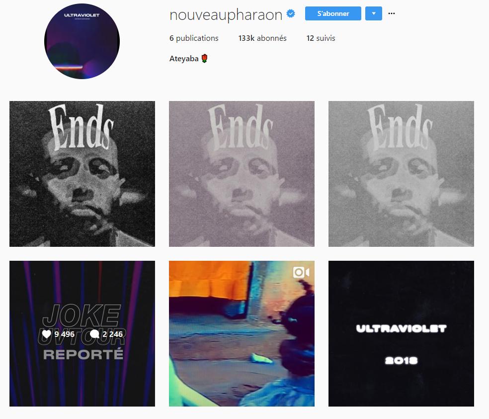 artiste ultra violet