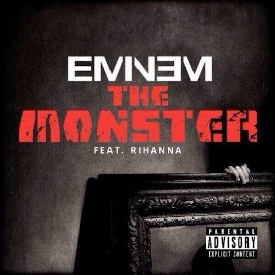 Eminem ft Rihanna - The Monster (Official Video)