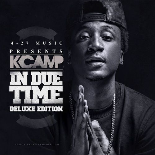 K Camp In Due Time K Camp - Blessing (Off...