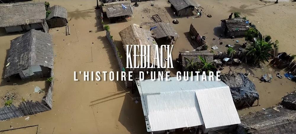 keblack lhistoire dune guitare