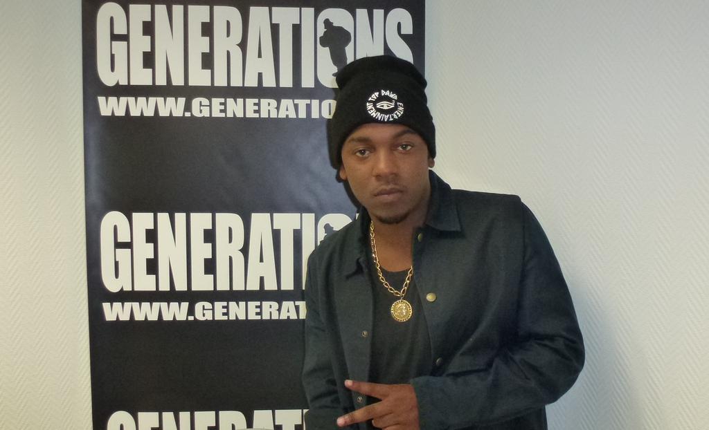 Kendrick lamar live des studios de generations - Kendrick lamar swimming pools radio edit ...