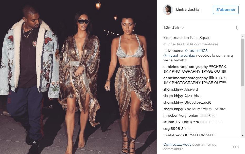 Kim kardashian agress e violemment paris for Salle de bain kim kardashian