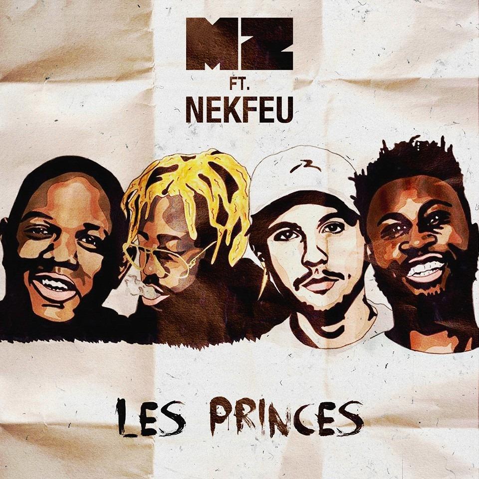 Le blouson en cuir de Nekfeu dans le clip Les princes de MZ