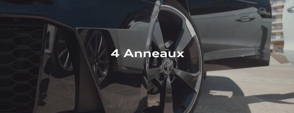 4 anneaux naps