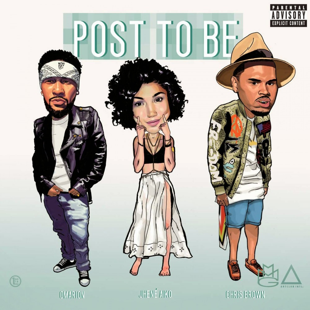 Chriss Posts: Omarion Ft Chris Brown & Jhene Aiko