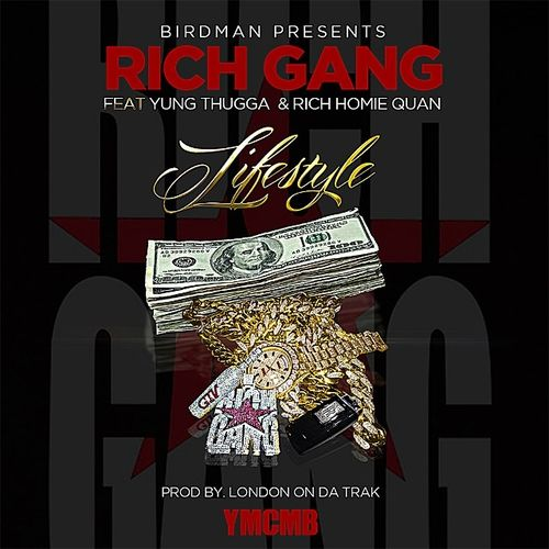 Rich gang ft young thug rich homie quan lifestyle official video