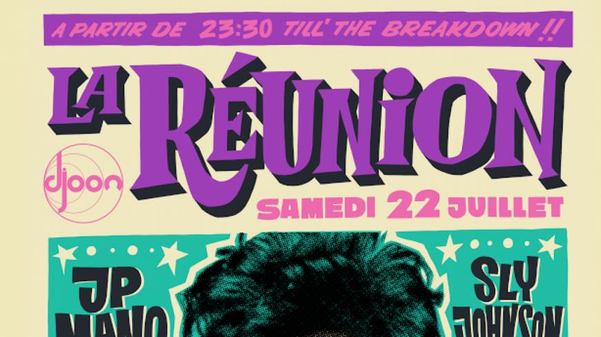 La Réunion Party au Djoon : chope tes places