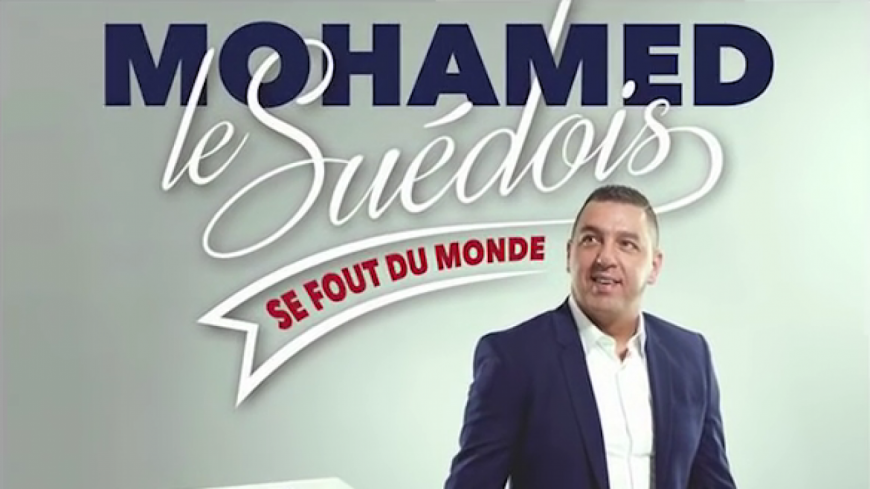 Mohamed le Suédois : chope tes places !!