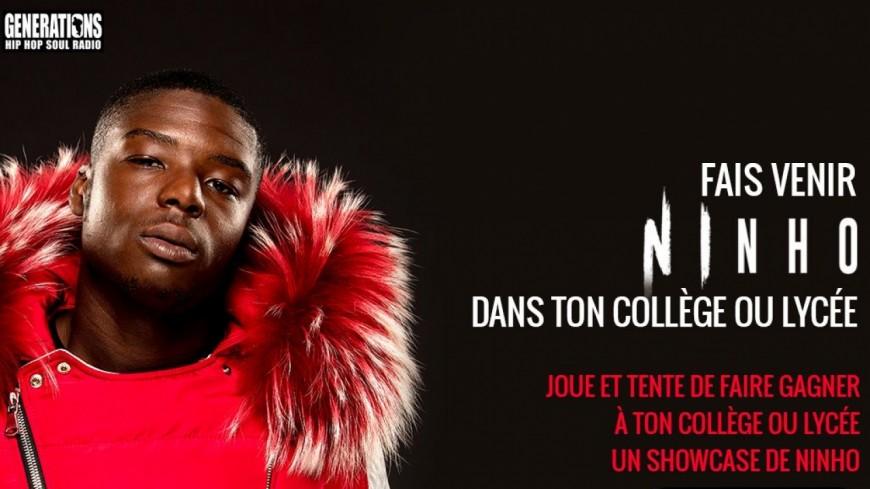 NINHO en showcase !!