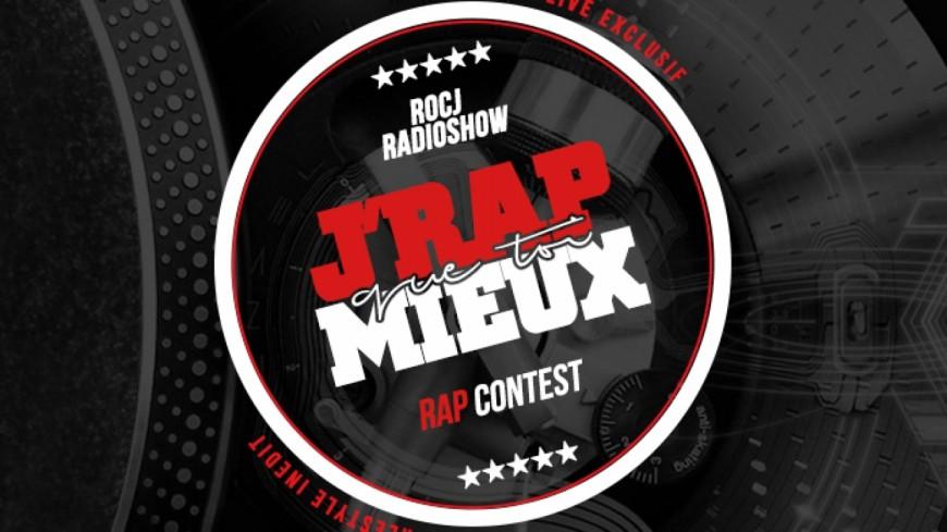 Participe au Concours : #JRapMieuxQueToi de DJ Roc-J !!