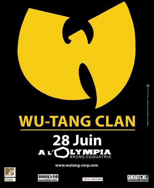 [Paris] Wu-Tang Clan à l'Olympia le 28 juin 2011 17145