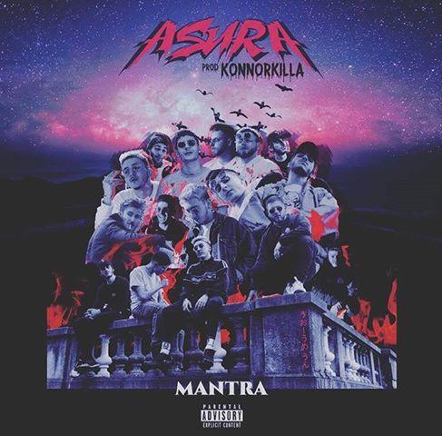 #NEWSLYON Asura sort son album « MANTRA »