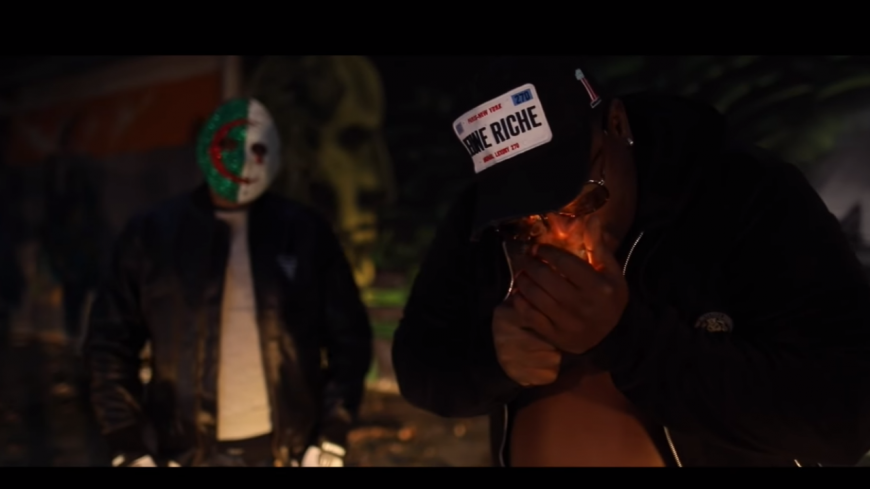 #NEWSLYON Ghost & Brvbus aiment la « Panamera Blanche » (clip)