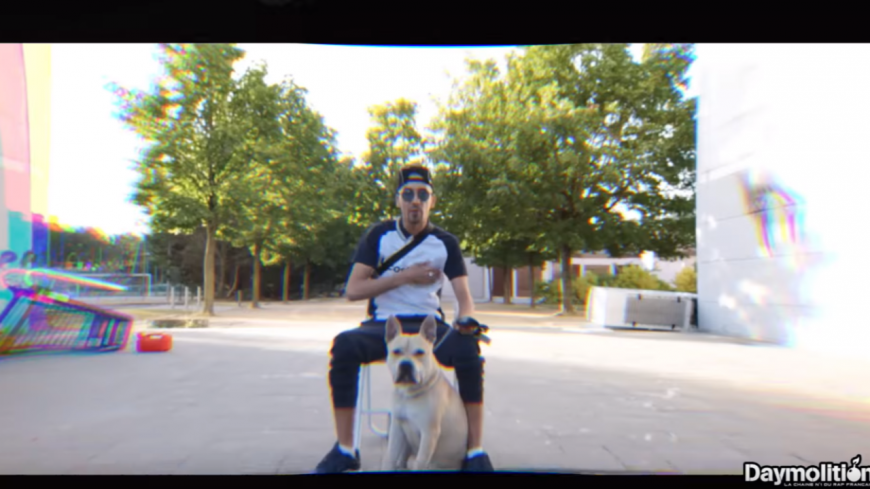 #NEWSLYON 3LER sort le « Sabre Lazer » (clip)