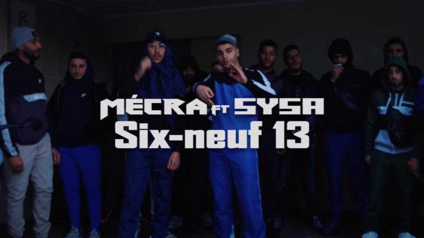 """Mecra et Sysa représente le """"six neuf/13"""""""