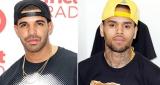 Drake croise Chris Brown en boite de nuit et...