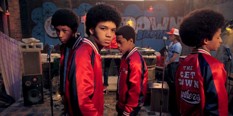 Netflix annule la série Hip-hop ''The Get Down'' !