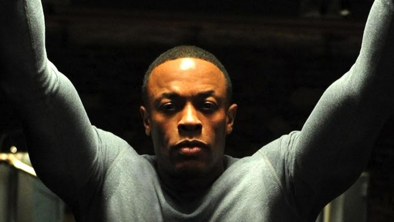 Знакомство Dr Dre