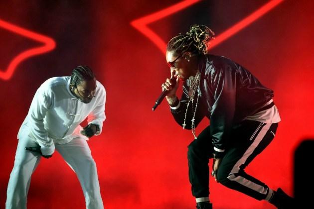 Kendrick Lamar et Future remixent ''Mask Off'' !