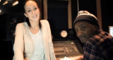Kenza Farah & Soprano en studio !!!