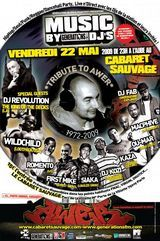 MUSIC By Générations DJs - Tribute to Awer
