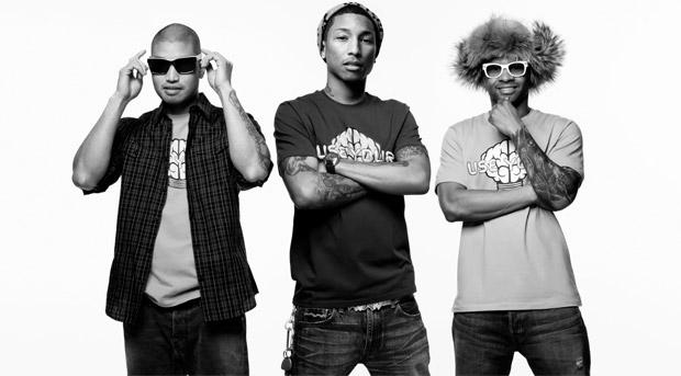 N.E.R.D dévoile la brûlante tracklist de leur prochain album !