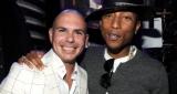 Pharrell & Pitbull auront leur étoile à Hollywood !