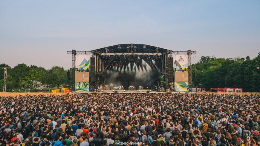 Du très lourd de prévu pour le festival ''We Love Green 2018'' !