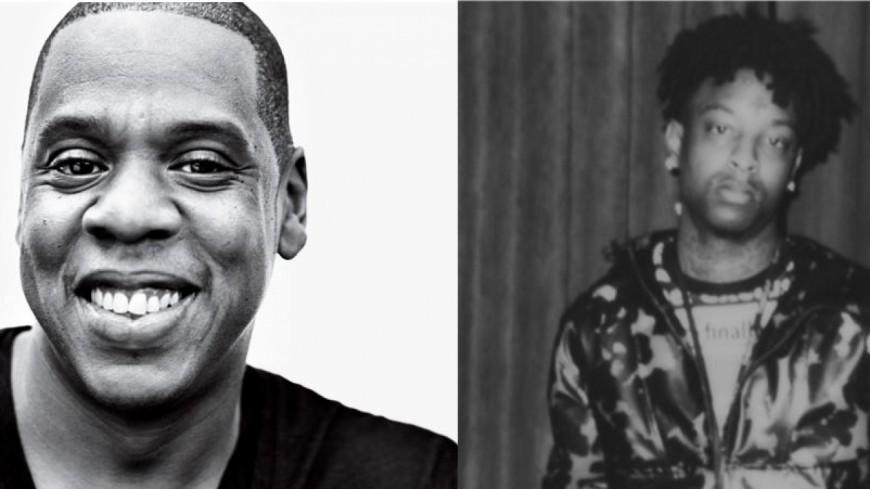 21 Savage est aidé par Jay-Z qui a engagé un avocat pour le défendre !