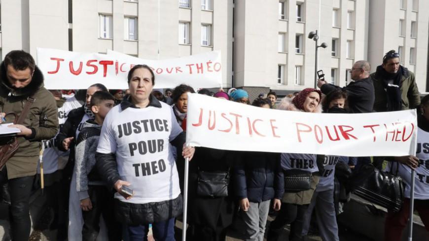 ''Justice pour Théo''