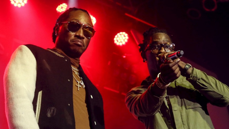 ''Super Slimey'' : la Mixtape de Future et Young Thug est enfin disponible !