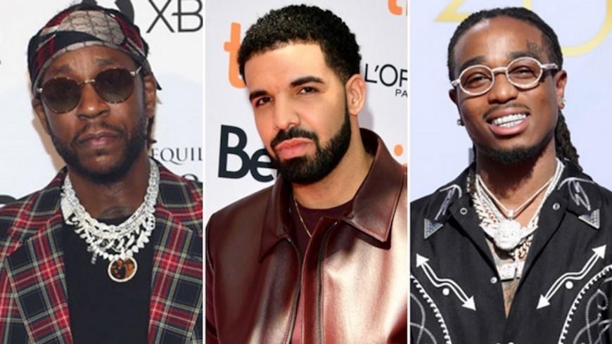 La collaboration tant attendue entre Drake, 2 Chainz et Quavo a vu le jour !
