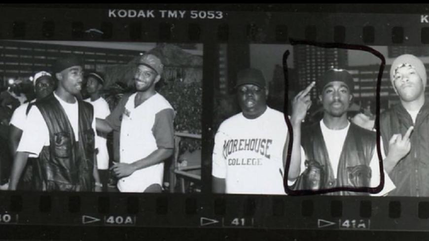 Une photo légendaire de 2PAC, Biggie et Nas ressort !