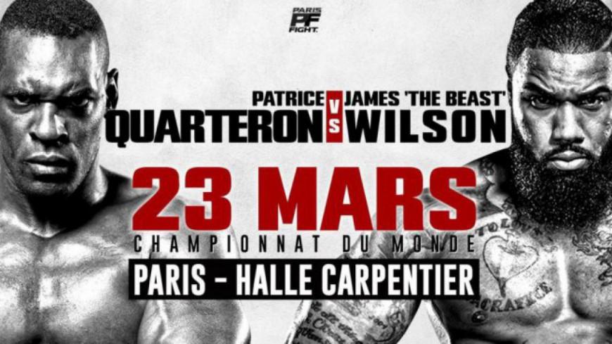 La folle pesée de Patrice Quarteron et James Wilson !