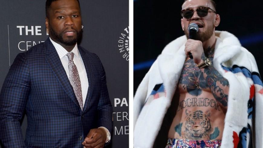 50 Cent toujours chaud pour se battre avec Conor McGregor !