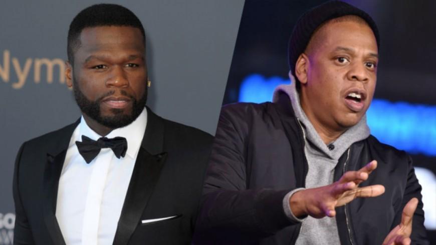 50 Cent démonte le dernier album de Jay-Z !
