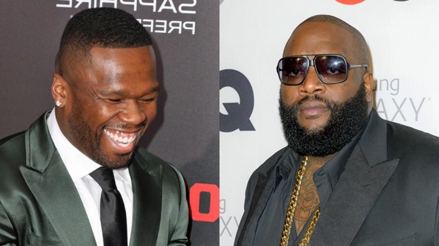 50 Cent publie une photo en compagnie de l'ex femme de Rick Ross !