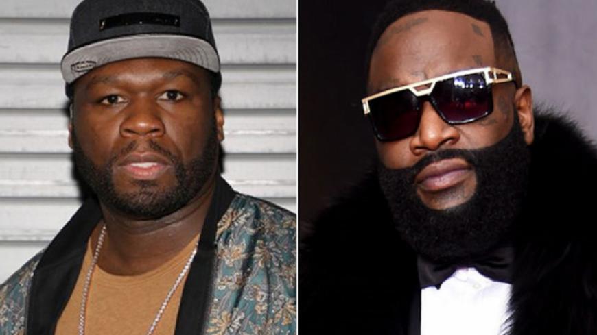 50 Cent réagit à l'hospitalisation de Rick Ross !
