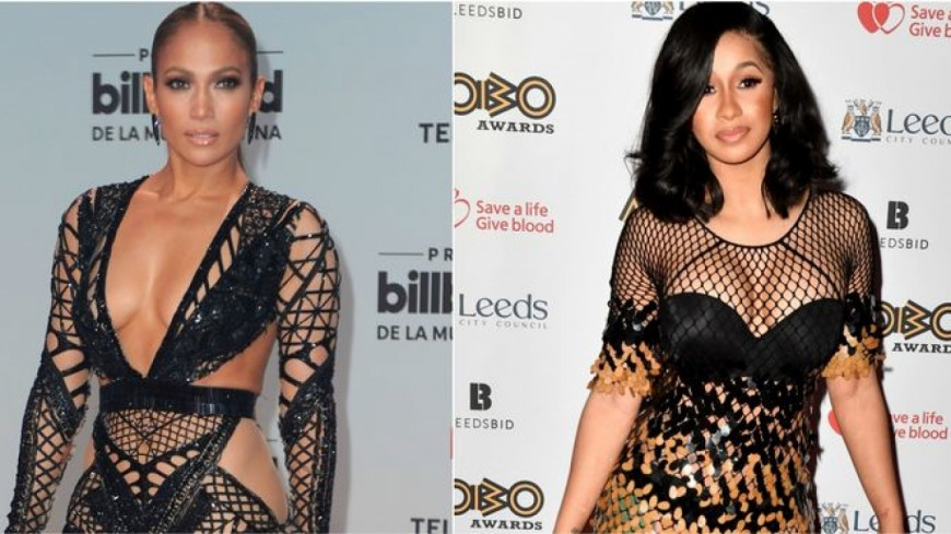 Jennifer Lopez et Cardi B en featuring sur ''Dinero'' ?!
