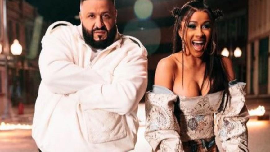 Une collaboration est en préparation entre Cardi B et Dj Khaled...