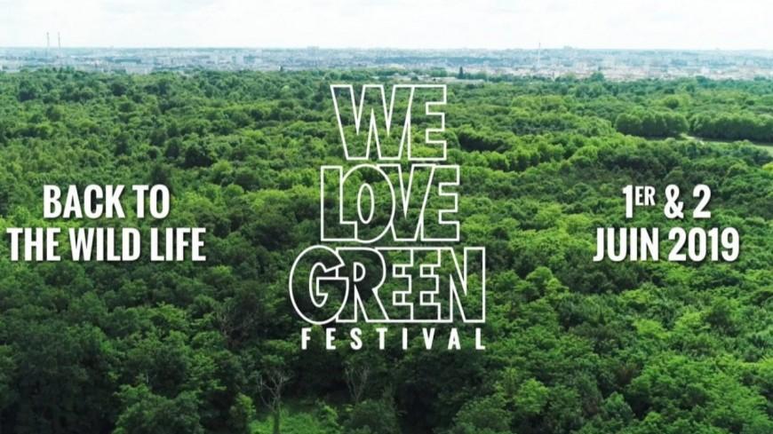 We Love Green 2019 :  Booba, Vald et Aya Nakamura au programme !