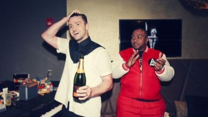 Justin Timberlake et Timbaland de nouveau réunis en studio !