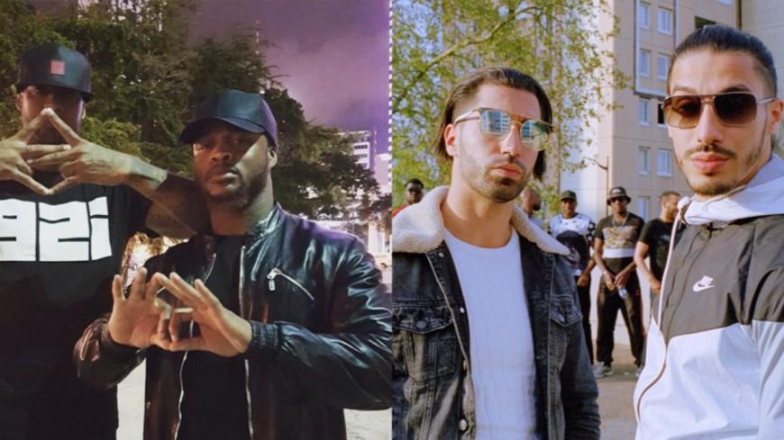 """Dosseh: """"PNL est le plus grand groupe de rap français de tous les temps […] ils me font penser à Lunatic!"""""""