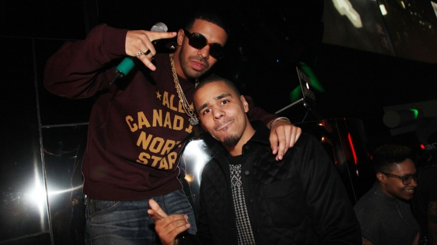 J.Cole & Drake sur scène : vers un projet commun ?