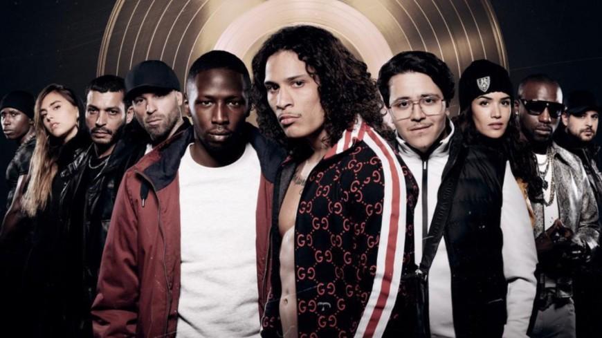 Franck Gastambide révèle le casting de sa série sur le rap français !