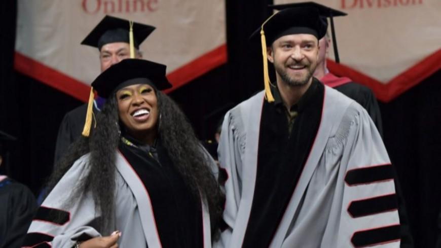 Missy Elliott reçoit son doctorat !