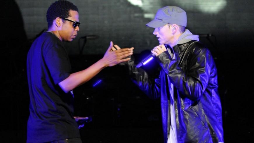 Jay-Z et Eminem en duel pour la troisième place du Billboard !