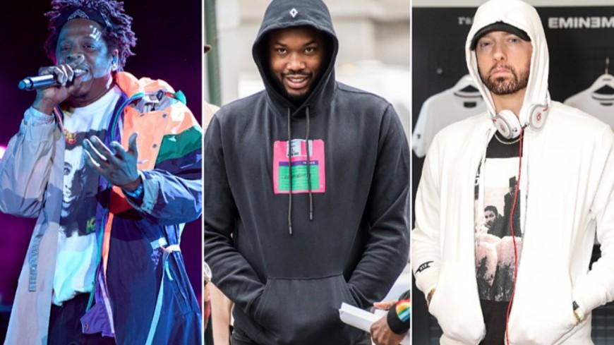 Meek Mill tease un projet avec Jay-Z et Eminem !