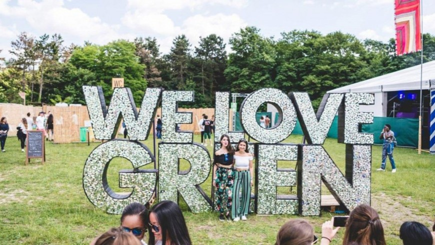 We Love Green jour 1, on y était, on vous raconte !